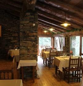Restaurante Mazo de Santa Comba