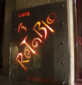 Café Concierto El Retablo