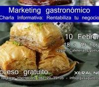 Marketing gastronómico o cómo rentabilizar tu negocio