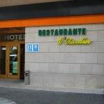 Restaurante  O Xardín Hotel