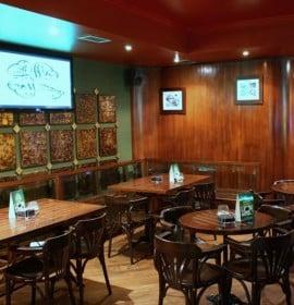 Cervecería Mulligans Irish Pub
