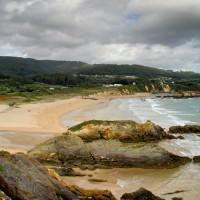 Playa de san Román del Valle