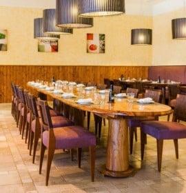 Restaurante La Fontana di Pietra