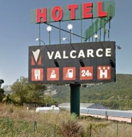Hotel Valcarce Olazagutía 2*