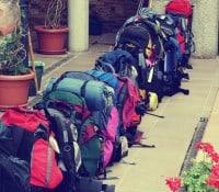 Un Camino sin mochila gracias a Correos
