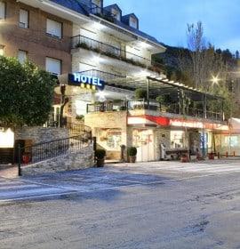 Hotel Valcarce Camino de Santiago 3*