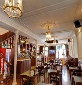 Cafetería La Coruñesa