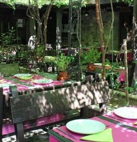Hotel-Restaurante La Moncloa de San Lázaro