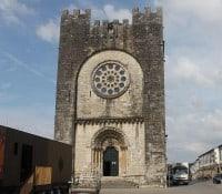 Iglesias del Camino: Iglesia de San Nicolás, Portomarín
