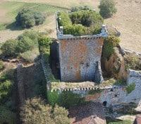 Castillo de Pambre en Palas de Rei