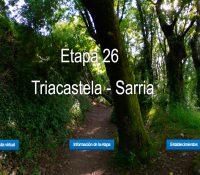 De Triacastela a Sarria