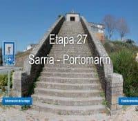 De Sarria a Portomarín