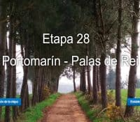 De Portomarín a Palas de Rei
