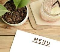 Cómo diseñar la mejor carta para tu restaurante