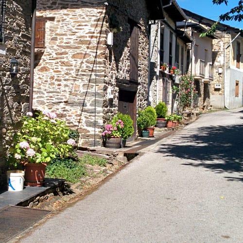 Etapa 24 Villafranca del Bierzo - O Cebreiro
