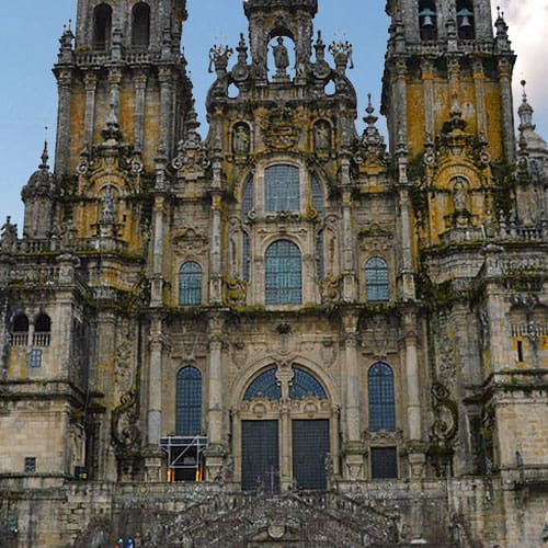 Etapa 05 Sigüeiro - Santiago de Compostela