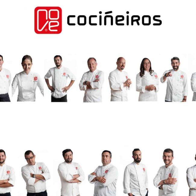 Grupo Nove: 24 cocineros y 18 restaurantes para difundir la gastronomía gallega
