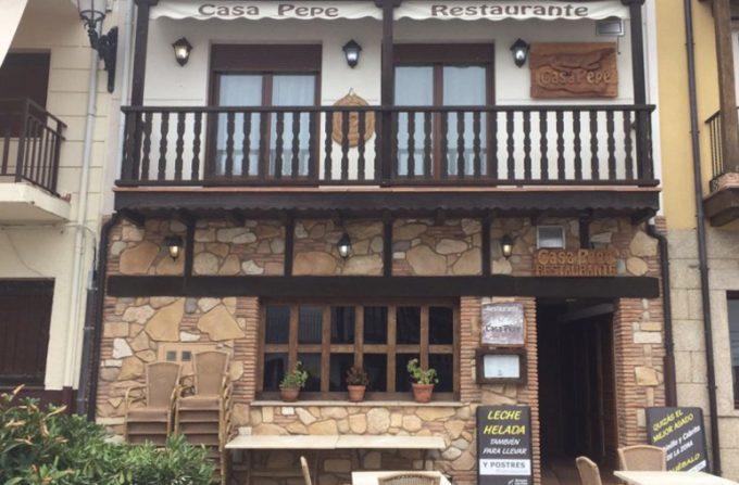 Casa Pepe Candeleda