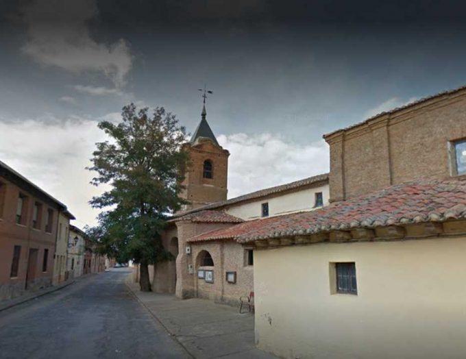 Iglesia de San Pedro (El Burgo Ranero)