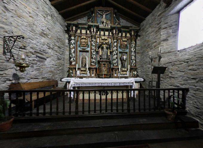 Iglesia de San Roque (Ambasmestas)