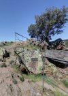 Mirador de O Castelo – Capilla de San Amaro
