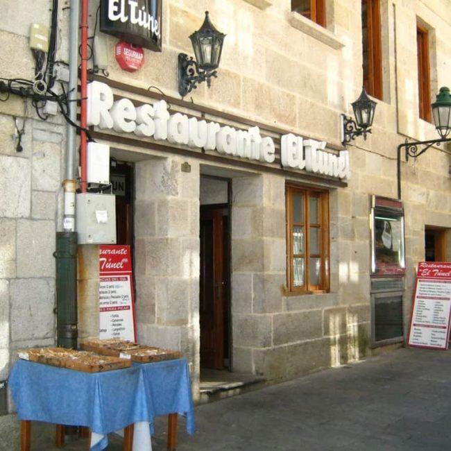 """Restaurante """"El Túnel"""" de Baiona: ¿Ángel o Demonio?"""