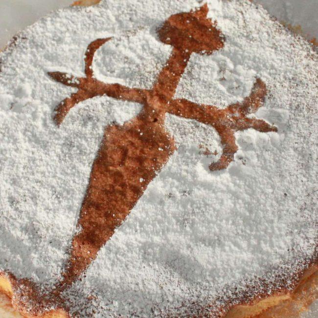 Tarta de Santiago, entre los mejores postres de Europa