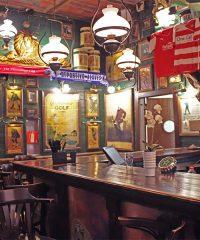 The Clover Irish Golf Tavern