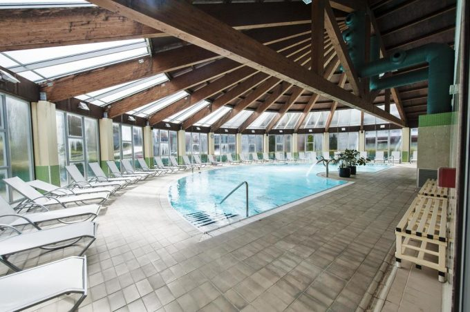 Hotel Balneario Lobios Caldaria