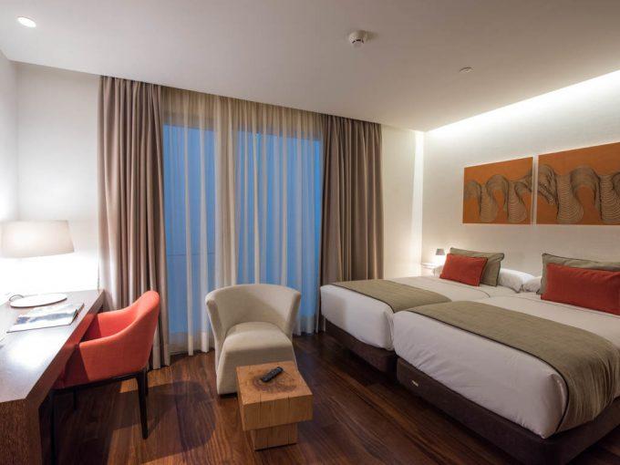 Hotel Carrís Porto Ribeira 4