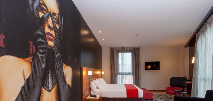 Hotel Gran Bilbao 4