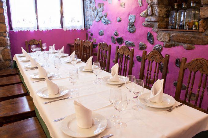 Restaurante Balintxarreketa