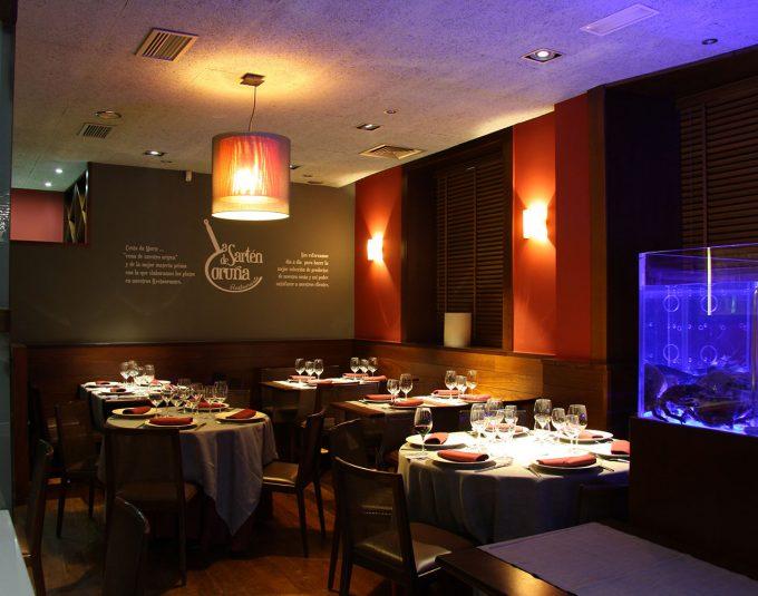 Restaurante La Sartén de Coruña