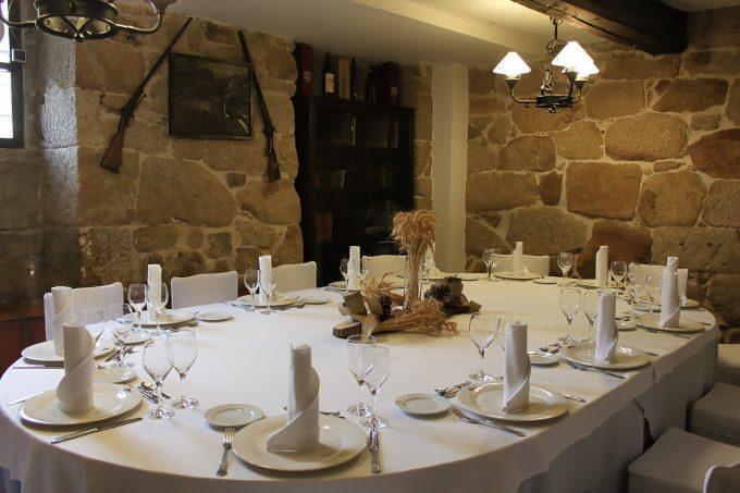 Restaurante O Pazo de Canedo