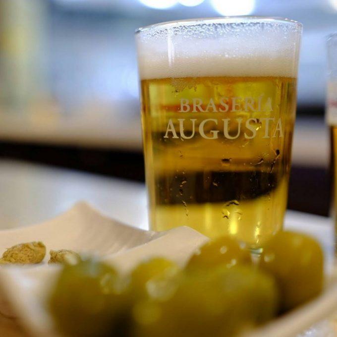 braseria cervecería augusta
