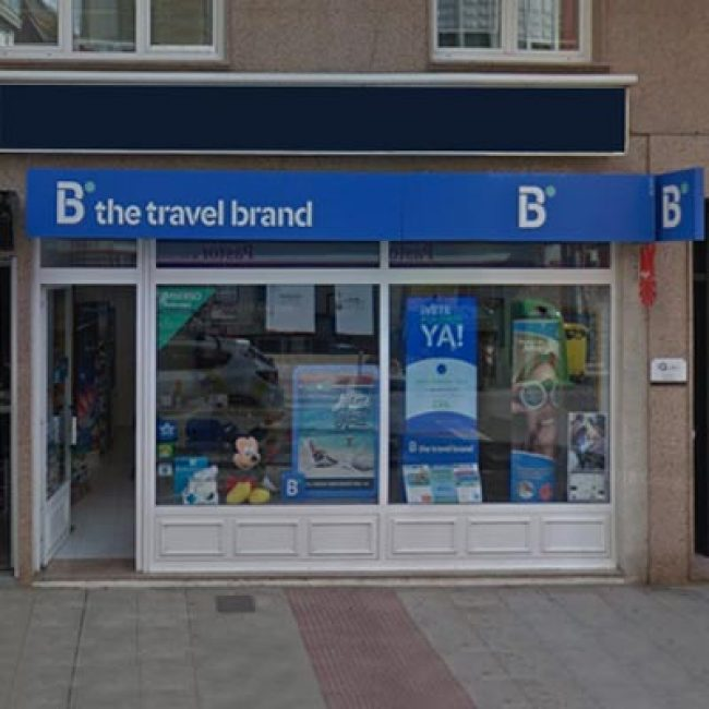 B the travel brand sarria