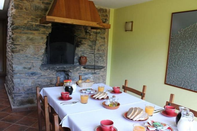Casa Rural Soutomoro